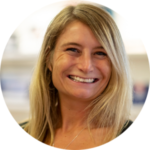 Kirsten Sluggett Senior Data Planner Customer Experience Agency